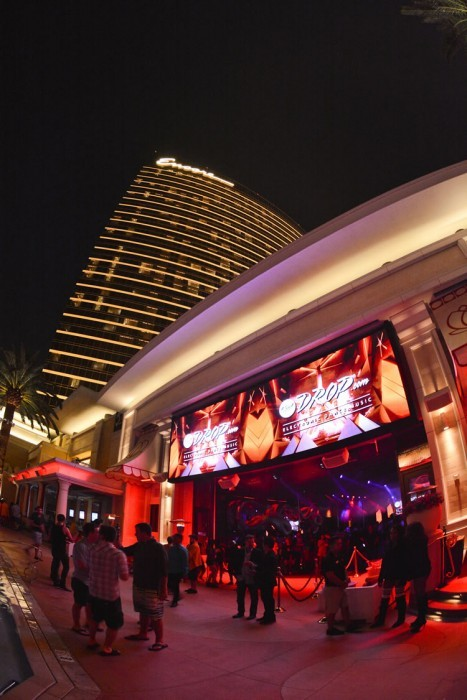Flosstradamus at Encore Beach Club in Las Vegas