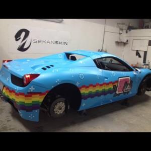 Deadmau5 Ferrari