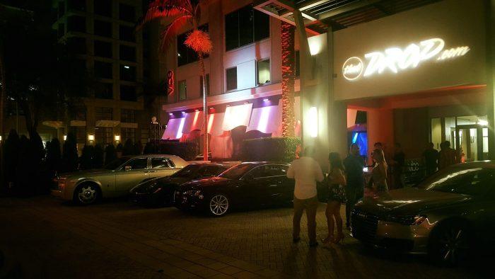 thatDROP Party with Antonio Giacca at Vibe Las Olas