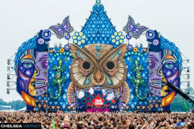 Mysteryland main stage