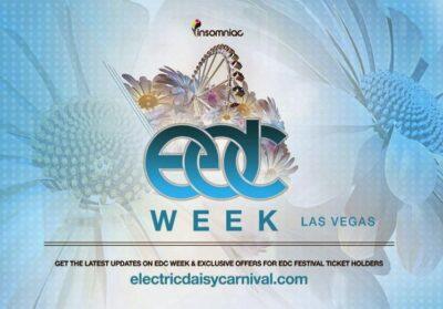 EDC Week Calendar
