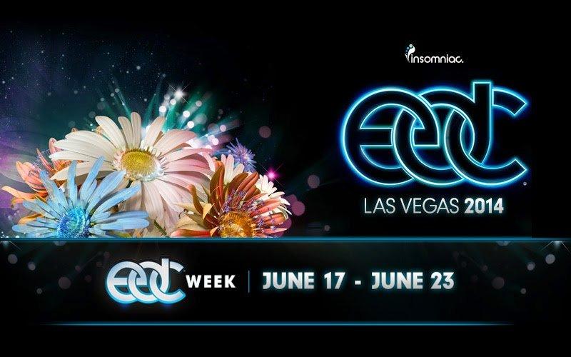 EDC Week 2014 Marquee Las Vegas