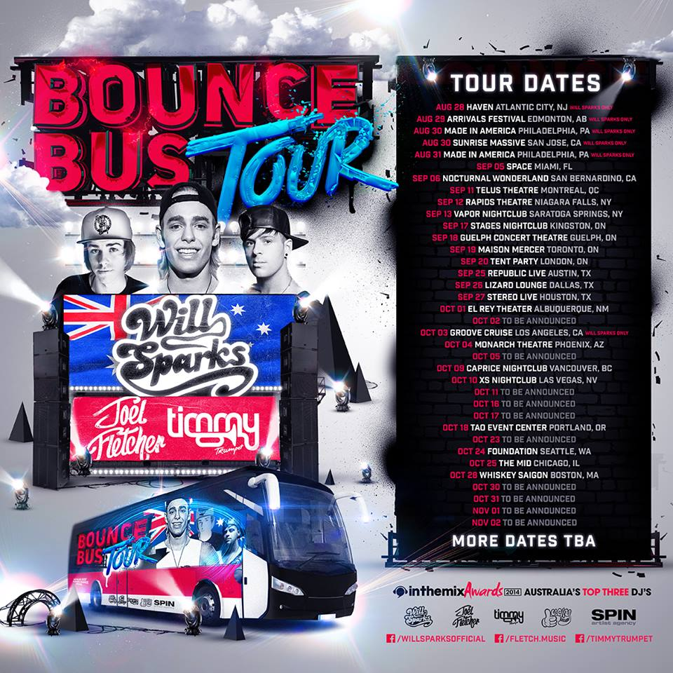 timmy trumpet bounce bus