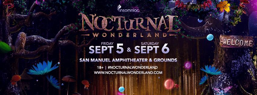 nocturnal wonderland 2014