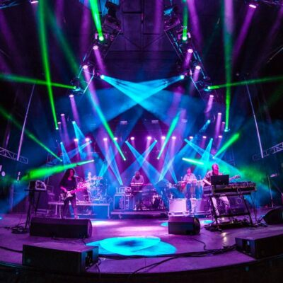 STS9 at Hudson Music Project