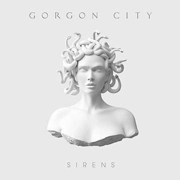 Gorgon City's Sirens album cover
