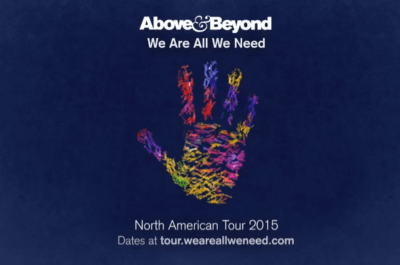 above and beyond tour