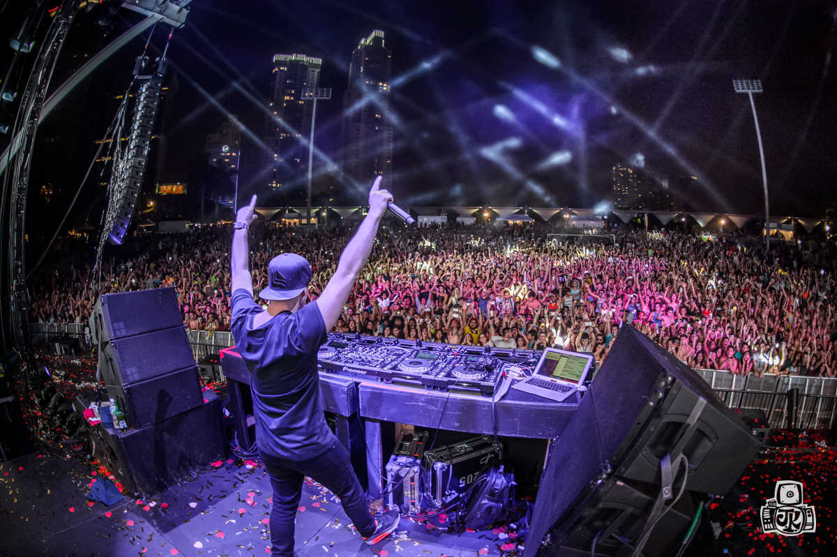 I Am Hardwell Tour Review Hardwell North American Tour