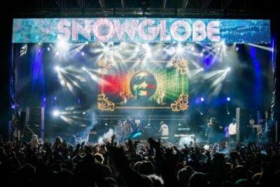 SnowGlobe mainstage