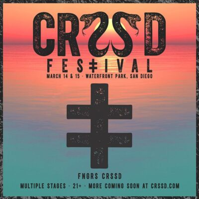 crssd lineup announcement