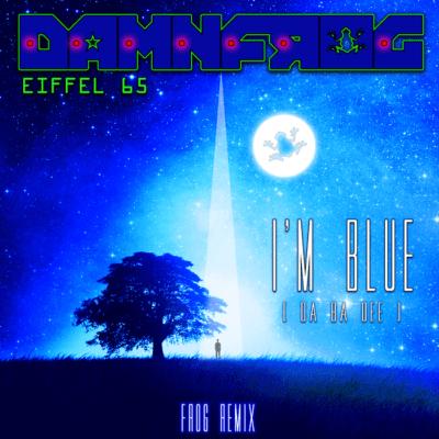 eiffel 65 blue damnfrog remix