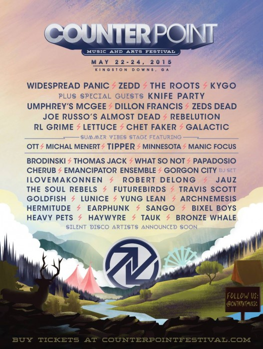 Counterpoint Lineup 2015