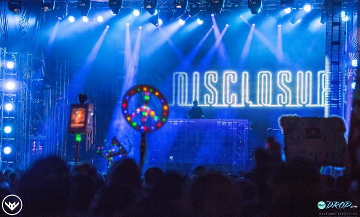 Disclosure at SnowGlobe 2014