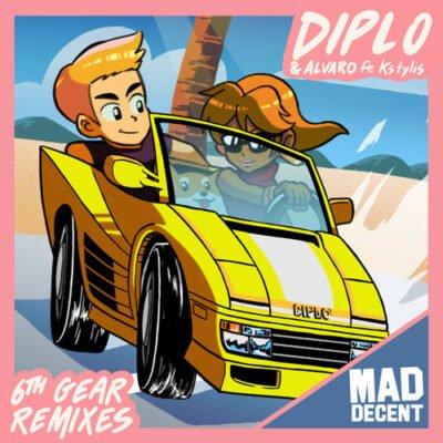 Diplo & Alvaro - 6th Gear (GTA Remix)