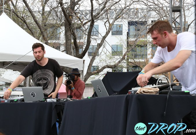 Odesza at The Spotify House - SXSW 2015