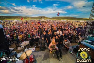 Sonic Bloom to Blossom This Summer