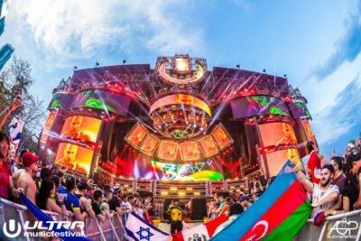 Ultra Music Festival live sets