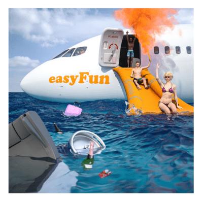 easyFun - Deep Trouble EP