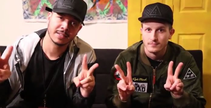 Flosstradamus Video Interview Buku Music & Art Project