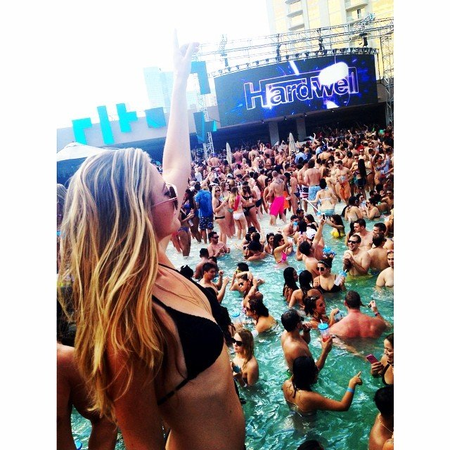 Experience Las Vegas EDM With Summer Splash Las Vegas