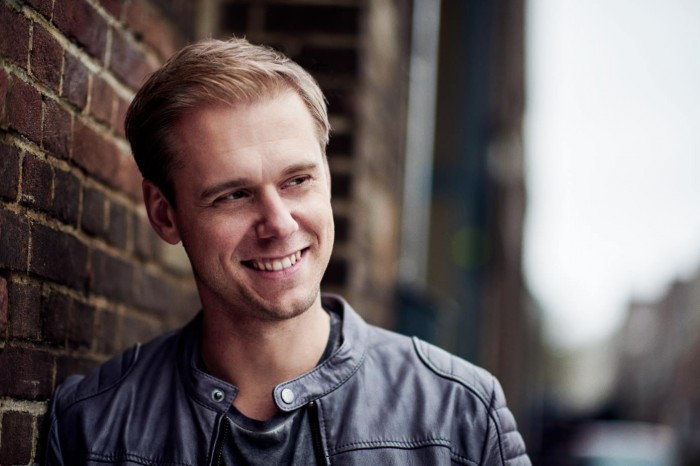 Armin van Buuren Video Interview