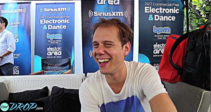 Armin van Buuren Exclusive Video Interview