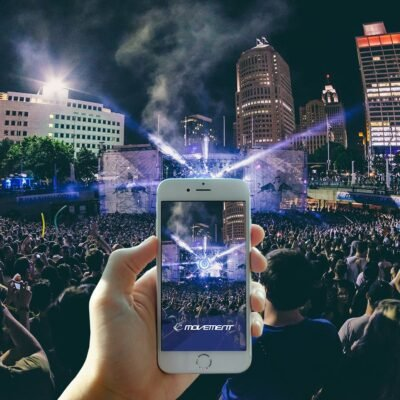 The Insanity of Movement Electronic Music Festival 2015