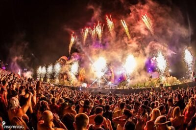 Sparks Fly as EDC New York Sets High Standards for 2015 Festival Season