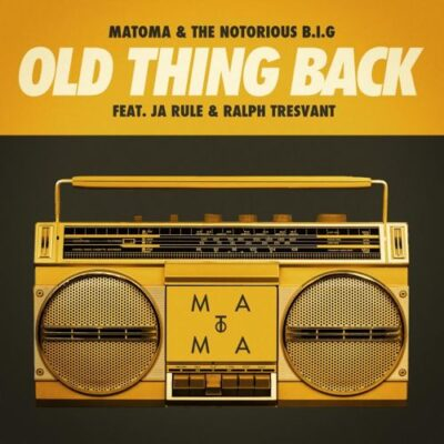 The Notorious B.I.G. ft. Ja Rule and Ralph Tresvant - Old Thing Back (Matoma Remix) [Video]