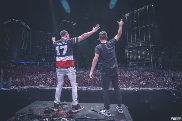martin garrix amp ti235sto the only way is up official