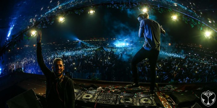 5 Awe-Inspiring Shots from Tomorrowland Brasil 2015
