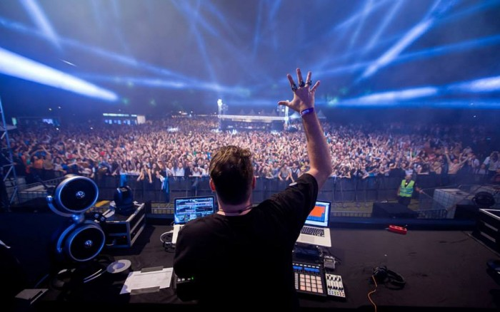 Interview with Award Winning DJ and EDC NY Artist UMEK