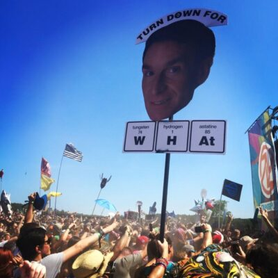 10 More Hilarious Totems from CounterPoint 2015