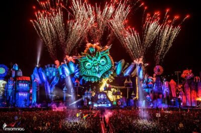 5 of Our Favorite Live Sets from EDC Las Vegas 2015 [Streaming]