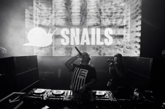 SNAILS Goes Big with the Massive Free the Vomit EP [Free Download]