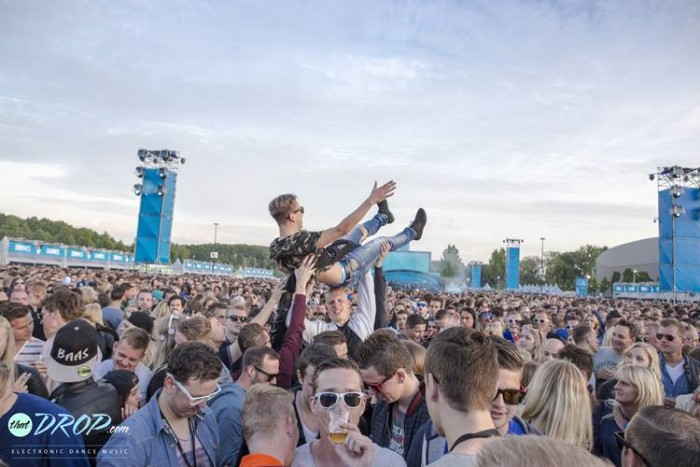 10 Ridiculously Epic Photos from The Flying Dutch Festival