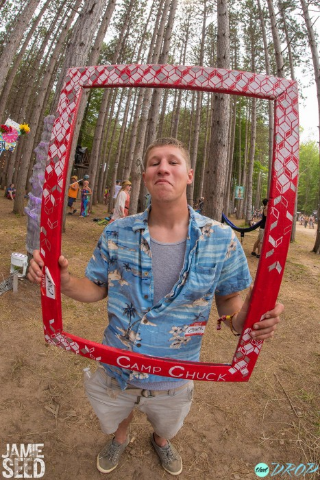 Electric Forest 2015 Totems