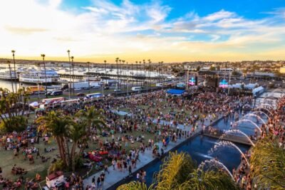San Diego's CRSSD Festival Announces Fall Addition [Lineup]
