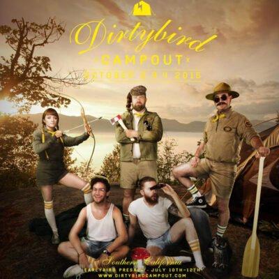 The First Ever Dirtybird Campout Promises EDM, BBQ, and Summer Camp Shenanigans in 2015