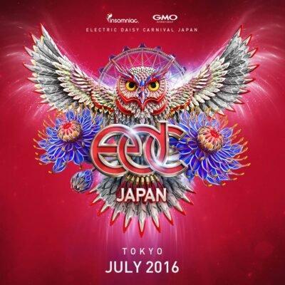 EDC Announces Asia Expansion with EDC Japan 2016