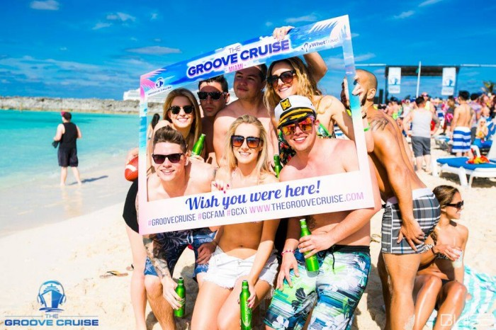 Book the Groove Cruise Miami