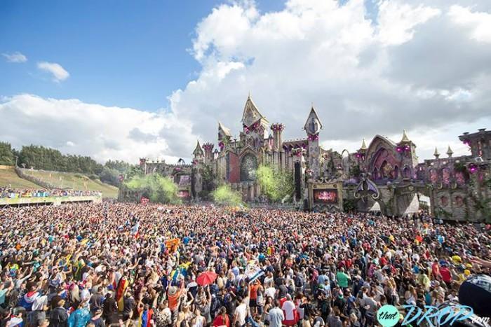 20 Mind-Melting Photos from Tomorrowland Belgium