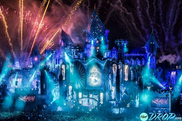 20 Mind-Melting Photos from Tomorrowland Belgium
