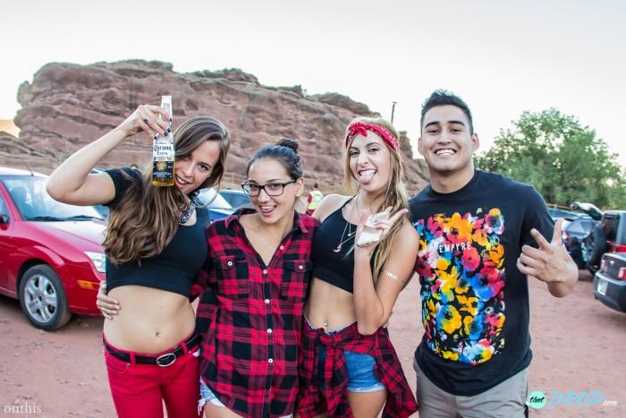 30 Hair-Raising Photos from Colorado's RowdyTown