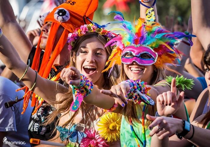 Photo - Electric Daisy Carnival (EDC) - Facebook.