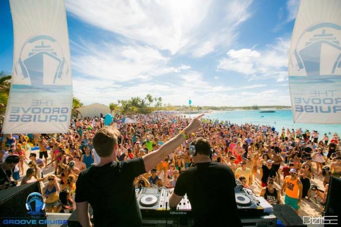 The Groove Cruise Miami