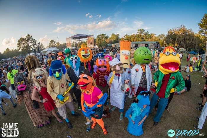 Hulaween Costumes 2015