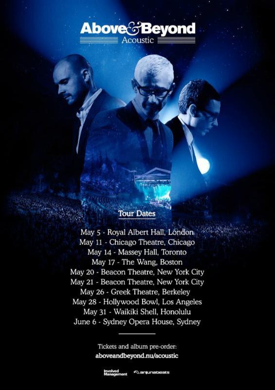Above & Beyond Tour