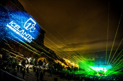 Red Rocks EDM Events