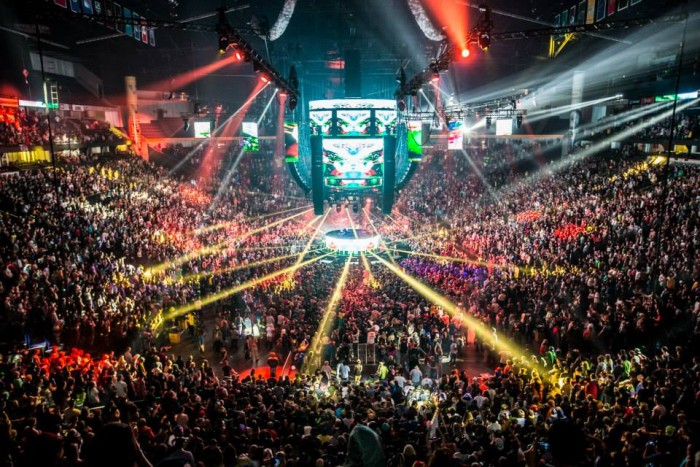 Photo - aLIVE Coverage and Bassnectar - Facebook.